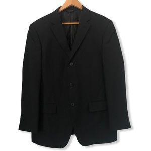 Other - Lineage Black Blazer Sports Coat Jacket